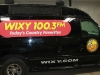 wixy-van-graphics