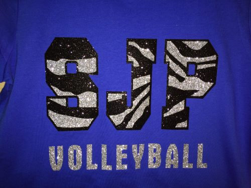 SJP Volleyball Fan Wear