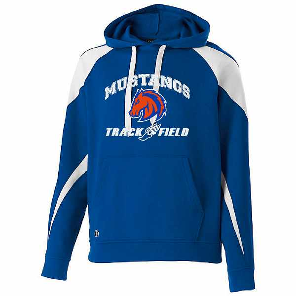 PVO Track and Field Holloway Prospect Hoodie