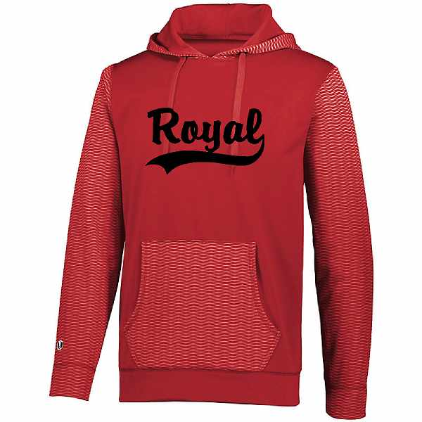 Royal Baseball & Softball Holloway Range Hoodie